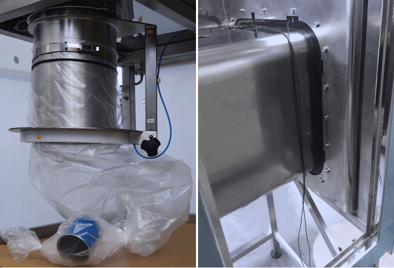 Isolator của dự án CARBOGEN AMCIS AG