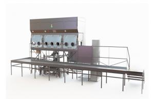 Isolator technology for weighing API hormones; Veropharm - Abbott; Russia-min