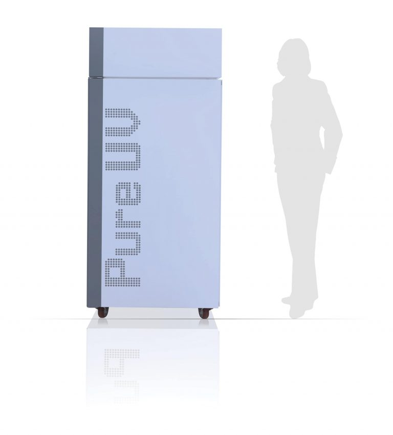 Chế độ ban ngày - máy lọc không khí Pure UV