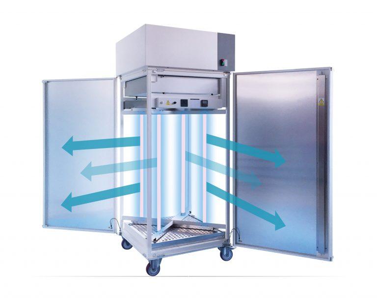 Chế độ ban đêm - máy lọc không khí Pure UV