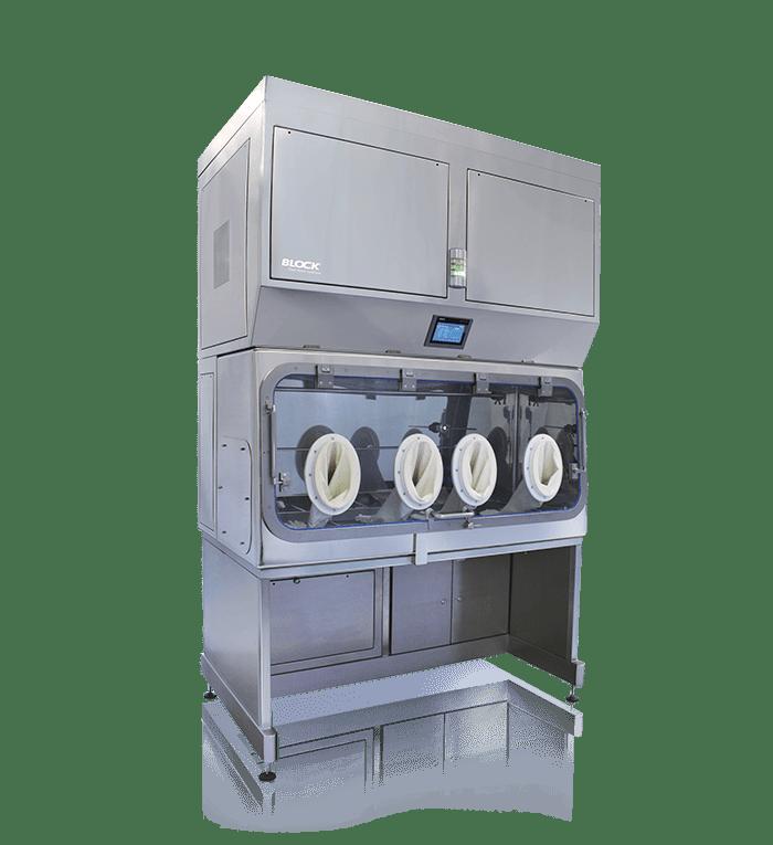 Tủ cách ly kiểm tra độ vô trùng - sterility test isolator