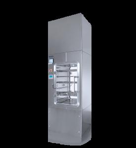 Tủ isolator khử ô nhiễm bằng khí H2O2