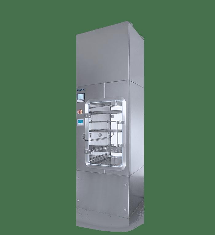 Tủ khử trùng vhp - VHP Decontamination Lock