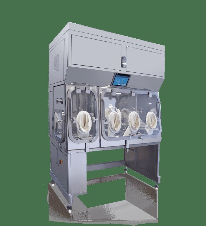 Buồng cân Isolator - Containment isolator