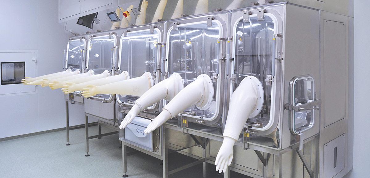 Thiết bị Isolator do BLOCK cung cấp cho công ty Bioceltix S.A