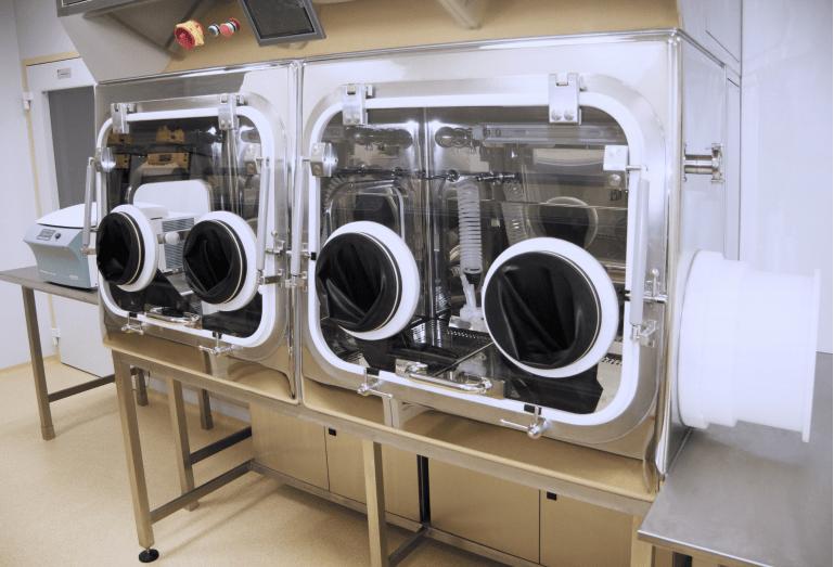 Thiết bị Isolator của BLOCK cung cấp cho Học viện Khoa học Slovakia năm