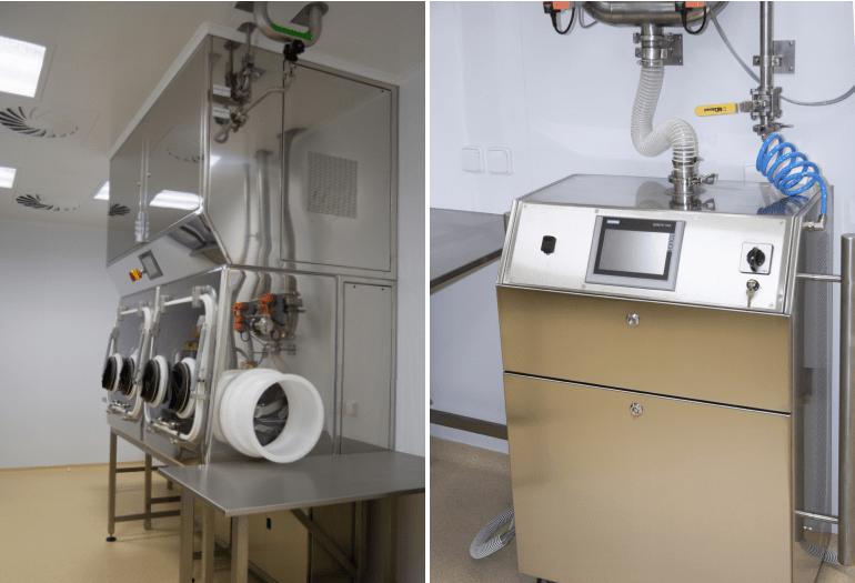 Thiết bị Isolator của BLOCK cung cấp cho Học viện Khoa học Slovakia
