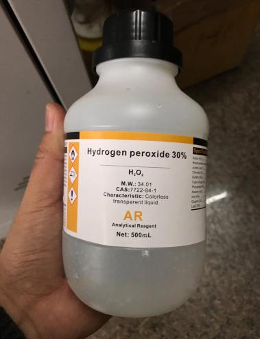 Oxy già - Hydrogen Peroxide (H2O2)